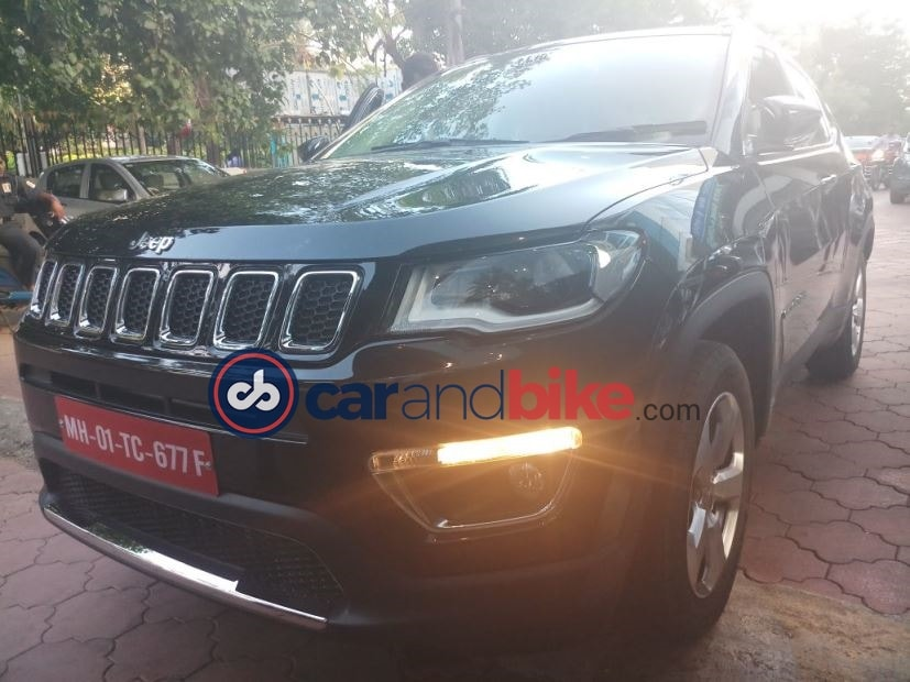 The Jeep Compass petrol automatic commands a waiting period of up to 2 months