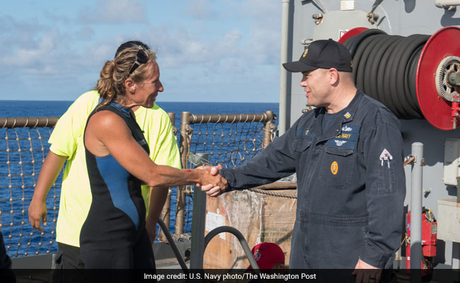 How Two American Women Survived Months On A Broken Boat In The Pacific