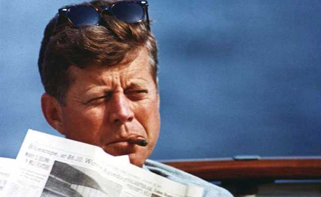 Trump Delays Release Of Some JFK Files Until 2021, Bowing To National Security Concerns