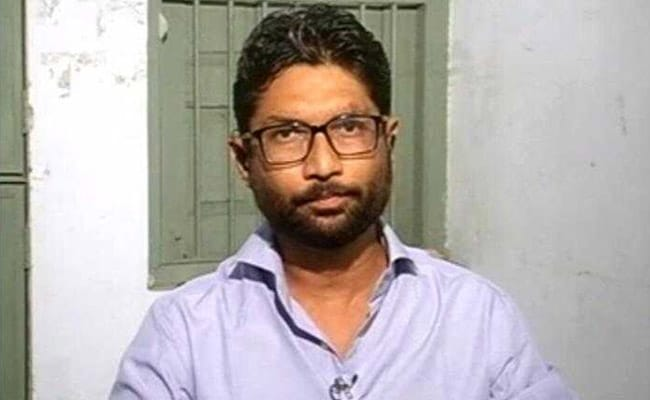 'Not Joining Congress, But Aim To Bring BJP Down,' Says Gujarat Dalit Leader Jignesh Mevani