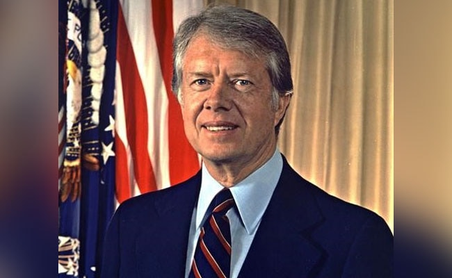 Former US President Jimmy Carter Out Of Hospital After Hip Surgery