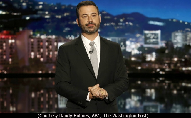 Jimmy Kimmel Calls for GOP to Reclaim Balls from NRA