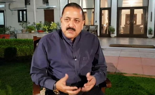 It's A Mercenary Movement Not Freedom Struggle: Jitendra Singh On Kashmir