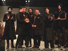 Amazon India Fashion Week Day 1: JJ Valaya's 25th Year