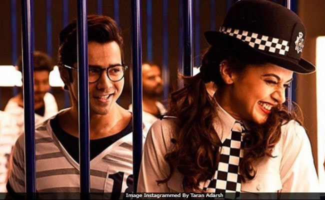 Judwaa 2 Box Office Collection Day 7: Varun Dhawan's Film Is Almost, Almost At 100 Crore