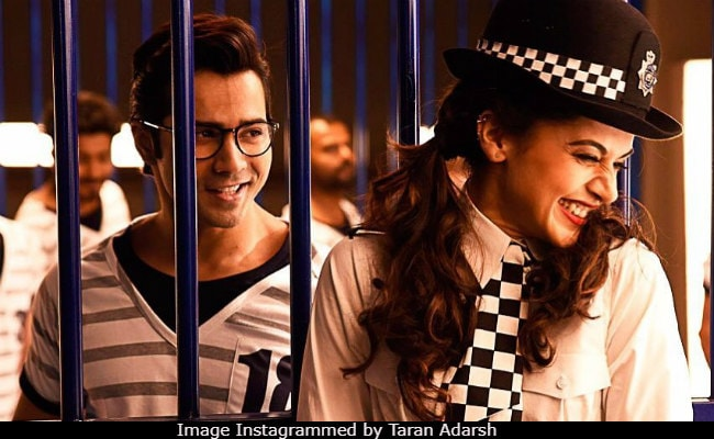 Judwaa 2 Box Office Collection, Day 5: Will Varun Dhawan's Film Rank Second To Baahubali 2?