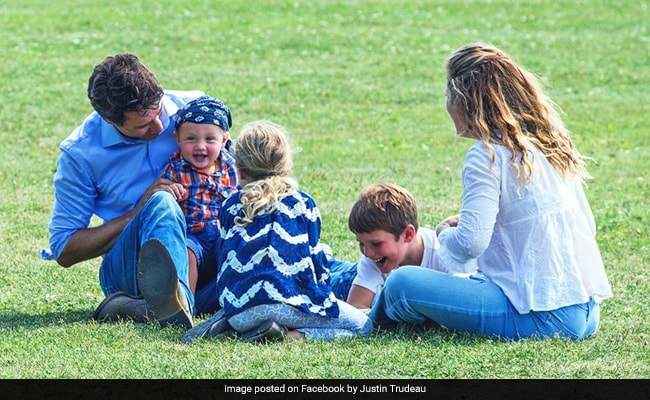 justin trudeau family 650