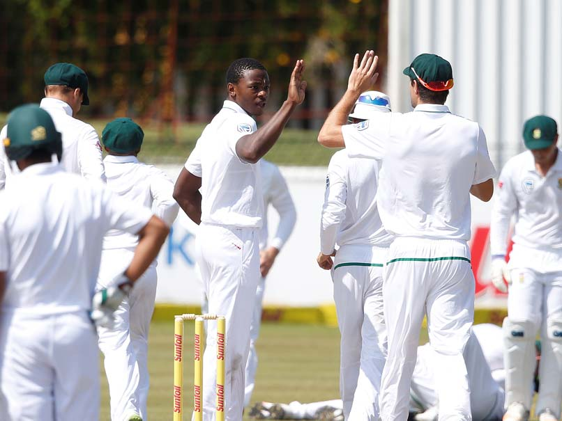 2nd Test, Day 2: Kagiso Rabada Takes South Africa To Brink Of Series Victory vs Bangladesh
