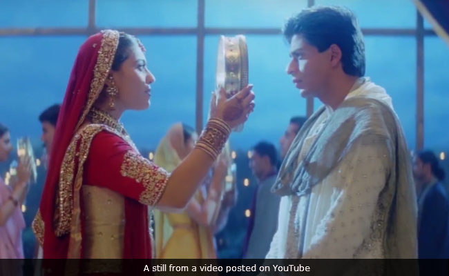 Karva Chauth 2017: A Recap Of Your Favourite Bollywood Scenes