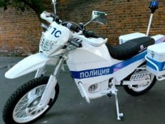AK-47 Manufacturer To Make Electric Motorcycles