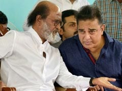 Political Newbies Kamal Haasan, Rajinikanth Make Joint Appearance Today