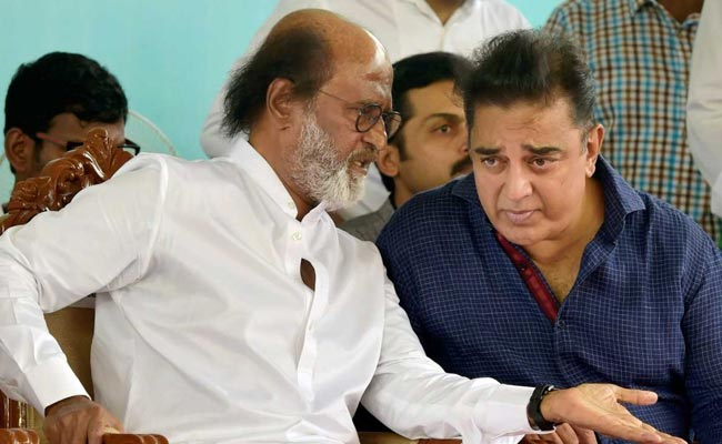 Netas In Line: After Kamal Haasan, Superstar Rajinikanth Makes His Move