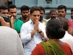 Kamal Haasan Visits Ennore Creek In Chennai, Raises Looming Crisis