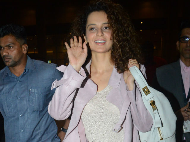 Kangana Ranaut Buys A New Office In Bandra. Details Here