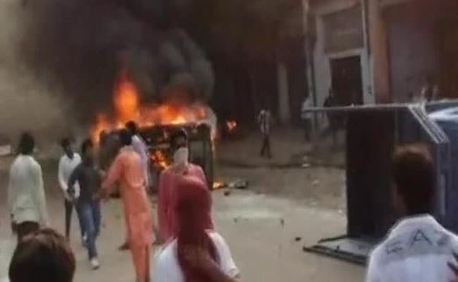 Day After Clash, Security Tightened In Two Areas Of Kanpur, Uttar Pradesh