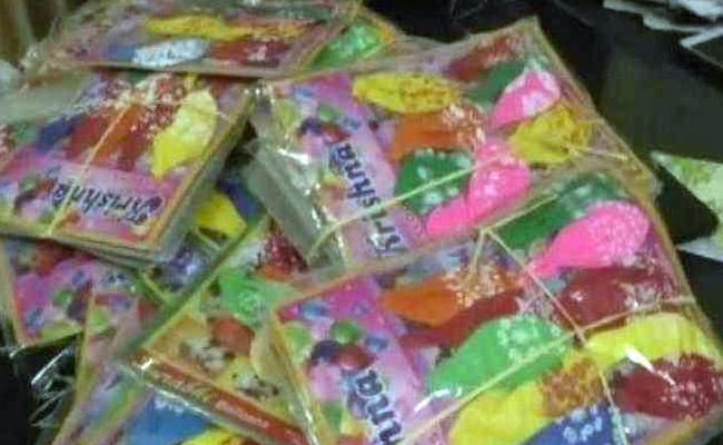 Balloons With 'I Love Pakistan' Seized In Kanpur, 2 Detained