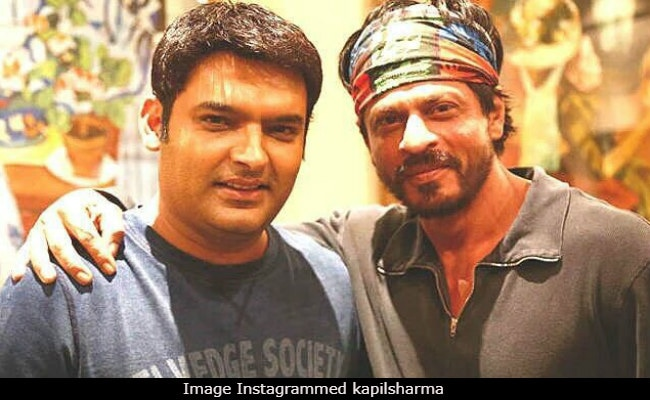 What Shah Rukh Khan Advised Kapil Sharma After Cancelled Shoots