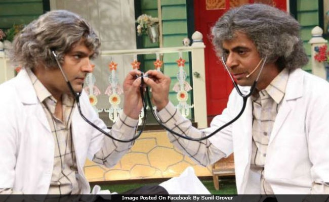 Kapil Sharma Says He 'Didn't Fight' With Sunil Grover At All