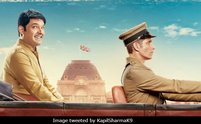 Get Ready For Kapil Sharma's Firangi Trailer. Arriving Shortly