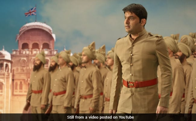 Kapil Sharma Returns. He's Kicking Firangis Off The Big Screen