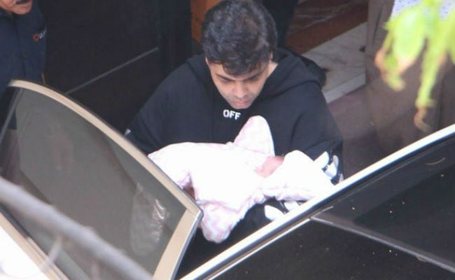 Karan Johar Opens A Creche At Office For Twins Yash And Roohi. Details Here
