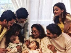 Thank You, Alia Bhatt For This Diwali Pic Of Karan Johar's Twins Yash And Roohi