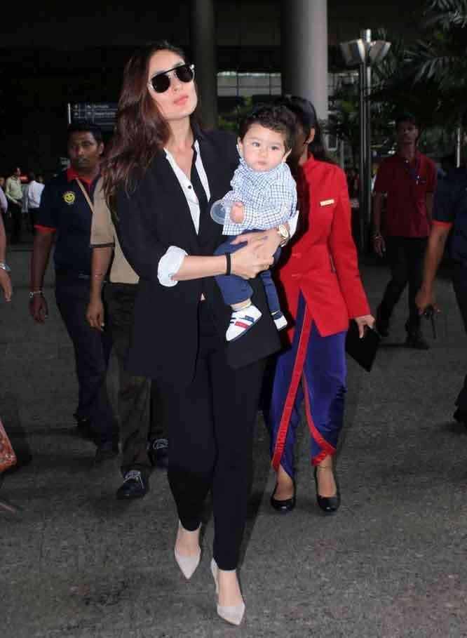 Image result for kareena kapoor khan airport looks