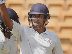 Ranji Trophy: Ton-Up Karun Nair Puts Karnataka Ahead, Shahbaz Nadeem Shines For Jharkhand