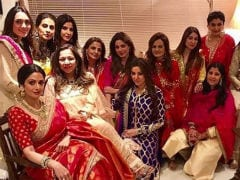 Karva Chauth 2017: How Sridevi, Bipasha Basu And The Kapoors Celebrated Last Year