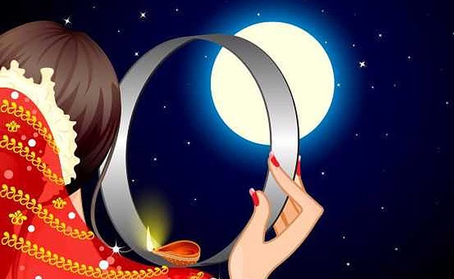 Karwa Chauth 2017: Details About Timings For Moonrise, 'Muhurat' Here