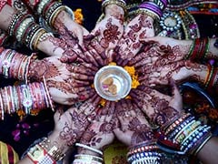 Happy Karwa Chauth 2019: Wishes, Images, Quotes, SMS, Cards, Pictures, Wallpapers, WhatsApp And Facebook Status