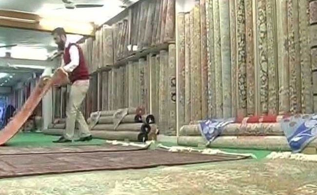 Job Cuts, Cash Crunch, All Because Of GST, Say Kashmir's Carpet Traders