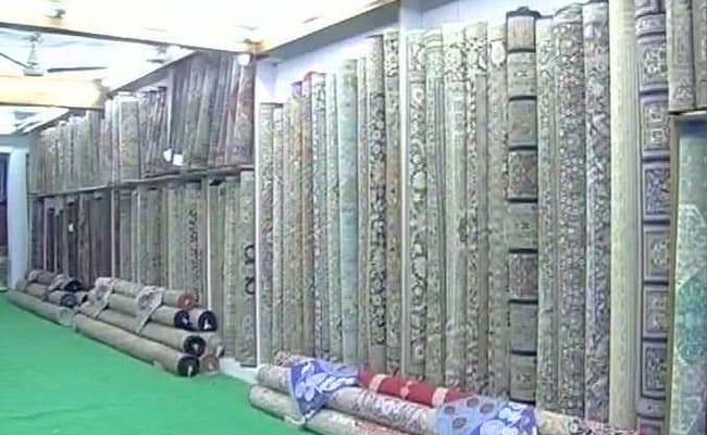 kashmir carpet ndtv