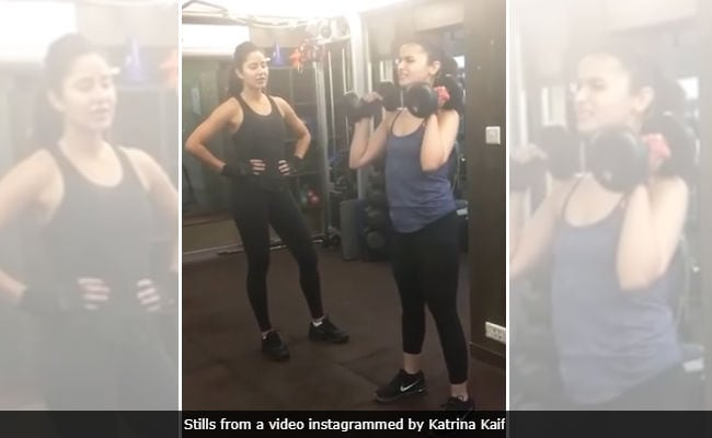 Why Katrina Makes Alia Do Squats: The Dos And Don