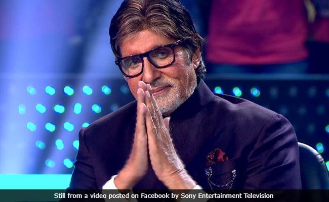 Kaun Banega Crorepati, Episode 33: Amitabh Bachchan's Birthday Treat Was For Everyone