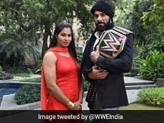 WWE में जगह पाने वाली पहली भारतीय महिला रेसलर बनीं कविता देवी