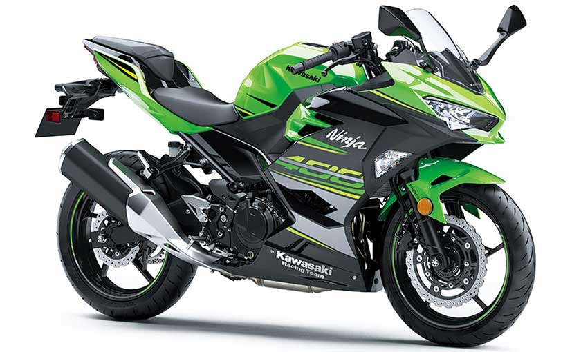 Kawasaki has taken the wraps off the Ninja 400 at the Tokyo Motor Show