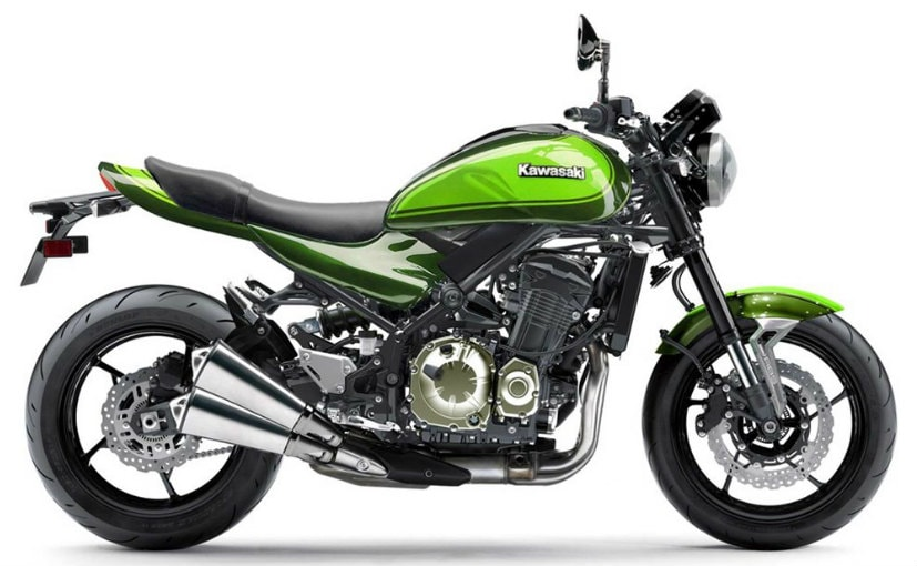kawasaki z900 rs teased ndtv carandbike. Black Bedroom Furniture Sets. Home Design Ideas