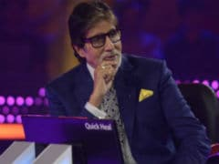 <I>Kaun Banega Crorepati 9</I>: Amitabh Bachchan Was Surprised With This Contestant's Struggle To The Hot Seat