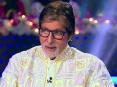 <I>Kaun Banega Crorepati 9</i>, Episode 36: On Dhanteras, Amitabh Bachchan Got Flying Kisses