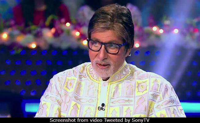 Kaun Banega Crorepati 9, Episode 36: On Dhanteras, Amitabh Bachchan Got Flying Kisses