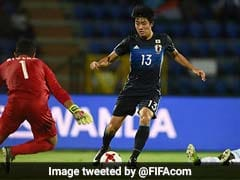 FIFA U-17 World Cup: Keito Nakamura Scores Hat-Trick As Japan Crush Honduras 6-1