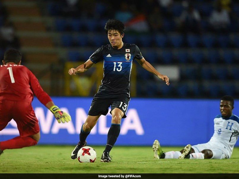FIFA U-17 World Cup: Keito Nakamura Scores Hat-Trick As Japan Crush Honduras 6-1