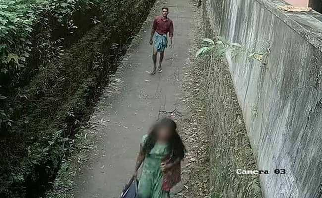 Man Caught On Camera Assaulting Woman Arrested In Kerala