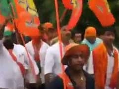 In Kerala, Provocative Slogans Raised During BJP's Jan Raksha Yatra