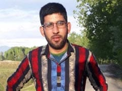 Khalid's Killing Has 'Taken Away Eyes And Ears' Of Jaish In Kashmir: Police