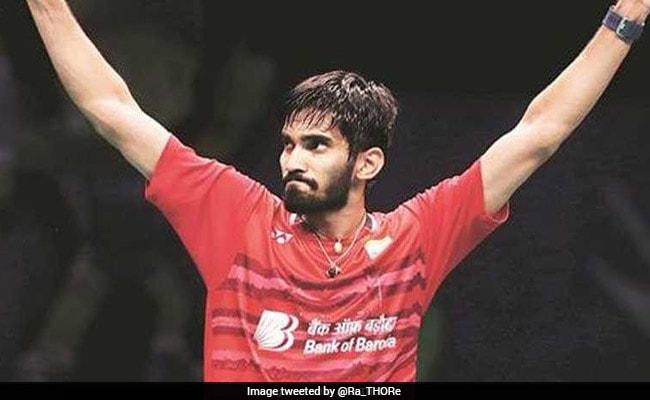 अगले एक-दो टूर्नामेंट में अच्छा खेला तो ज़रूर नंबर 1 बनूंगा : किदांबी श्रीकांत
