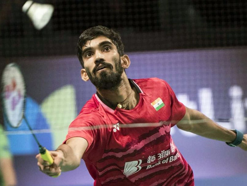 Kidambi Srikanth To Miss Hong Kong Open, Eyes Dubai Super Series Final Return
