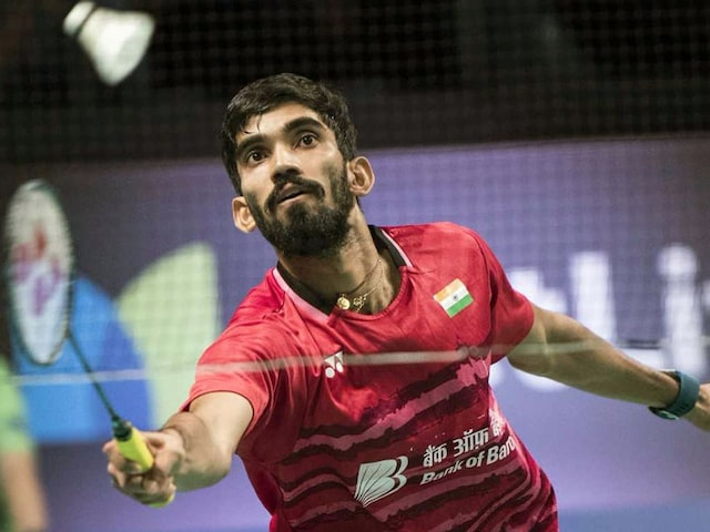 French Open Super Series Final, Highlights: Srikanth Clinches 4th Superseries Title Of The Year