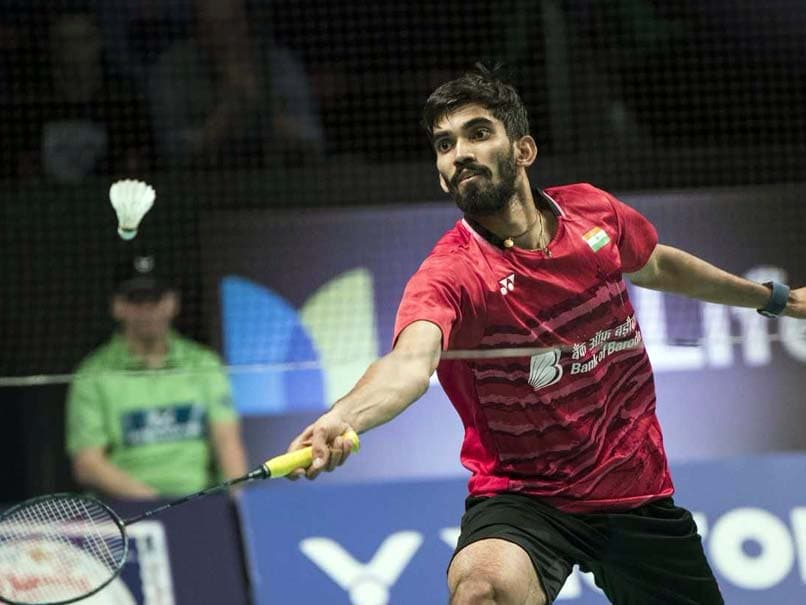 Indian Badminton On Rise, Says Kidambi Srikanth